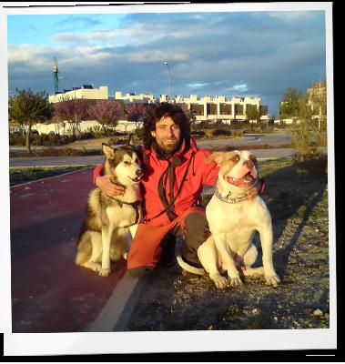 Daniel Francisco Pablos: adiestrador y educador canino
